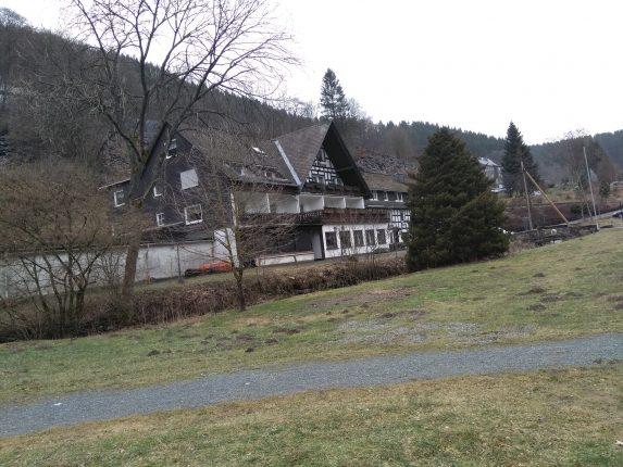 Tommes Gasthaus zur Mühle in Winterberg