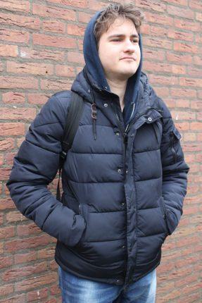 Warm de winter door met een trendy herenjas