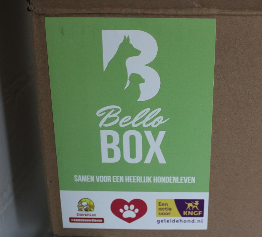 Bellobox verwen je hond met heerlijke natuurlijke snacks + winactie box
