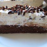 Recept bananensplit chocoladecake taartpunt