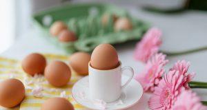 Eieren over na Pasen Enkele recepten om gekookte eieren te verwerken