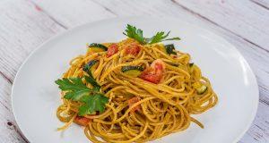 Maaltijden onder de 5,00 euro voor 4 personen spaghetti