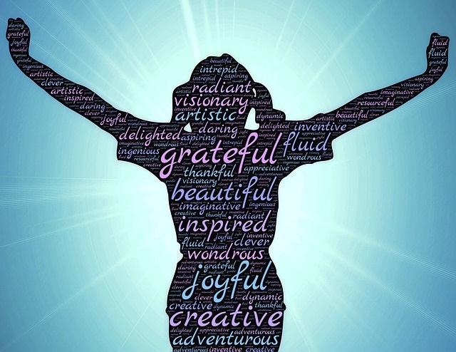 Ontevreden of genoegen nemen met wat je hebt en bent dankbaar
