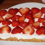 Recept Japanse fluffy cake met aardbeien 2