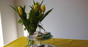 Recept smeuïge wortelcupcakes met roomkaastopping 1