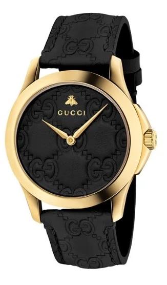Verras moeder voor Moederdag met een mooi horloge Gucci horloge