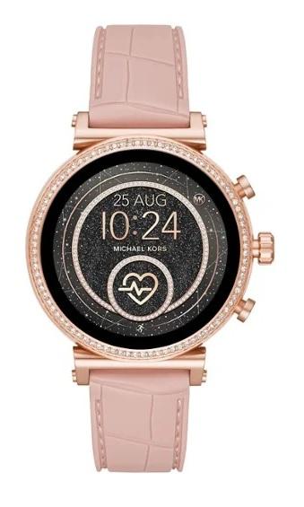 Verras moeder voor Moederdag met een mooi horloge Michael Kors horloge