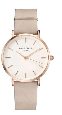 Verras moeder voor Moederdag met een mooi horloge Rosefield