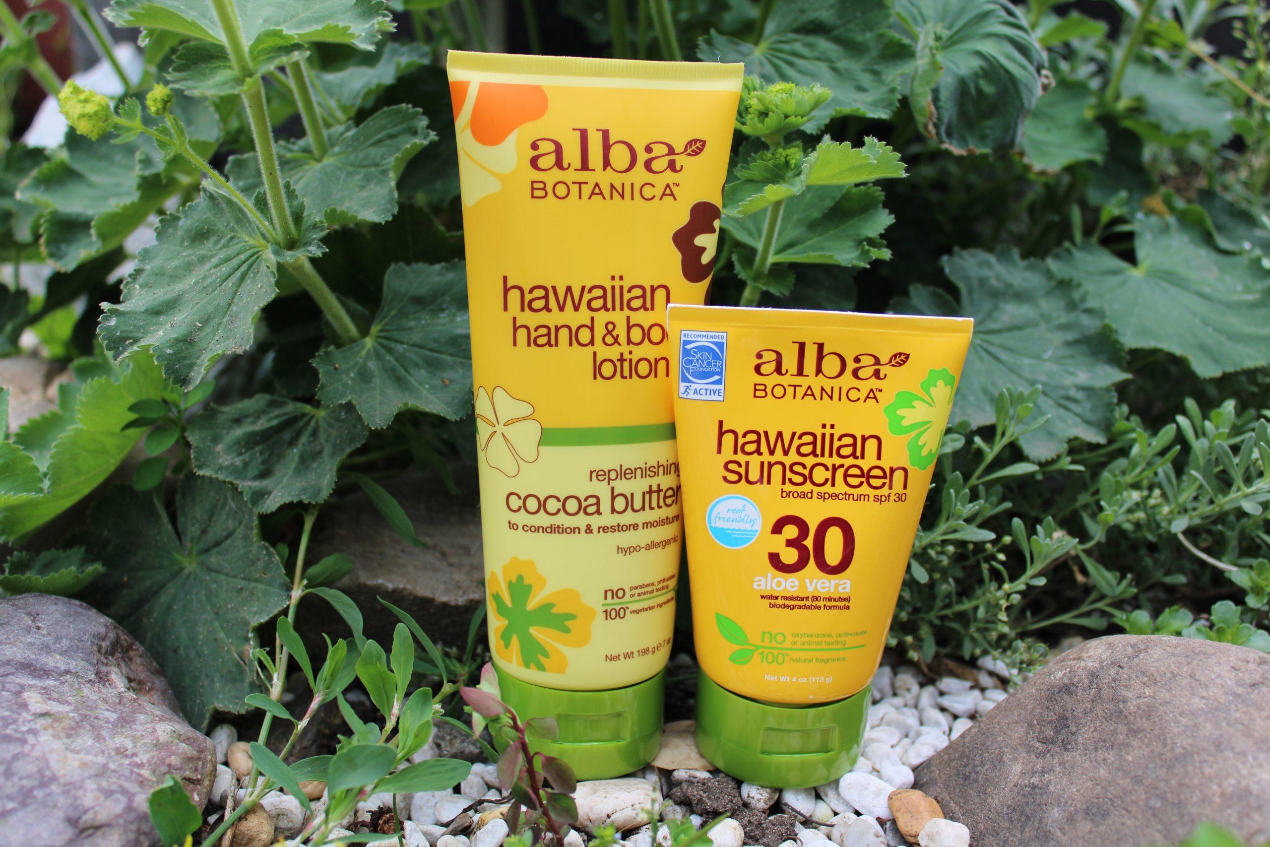 Natuurlijke zonnebrandcrème als optimale bescherming in de zon
