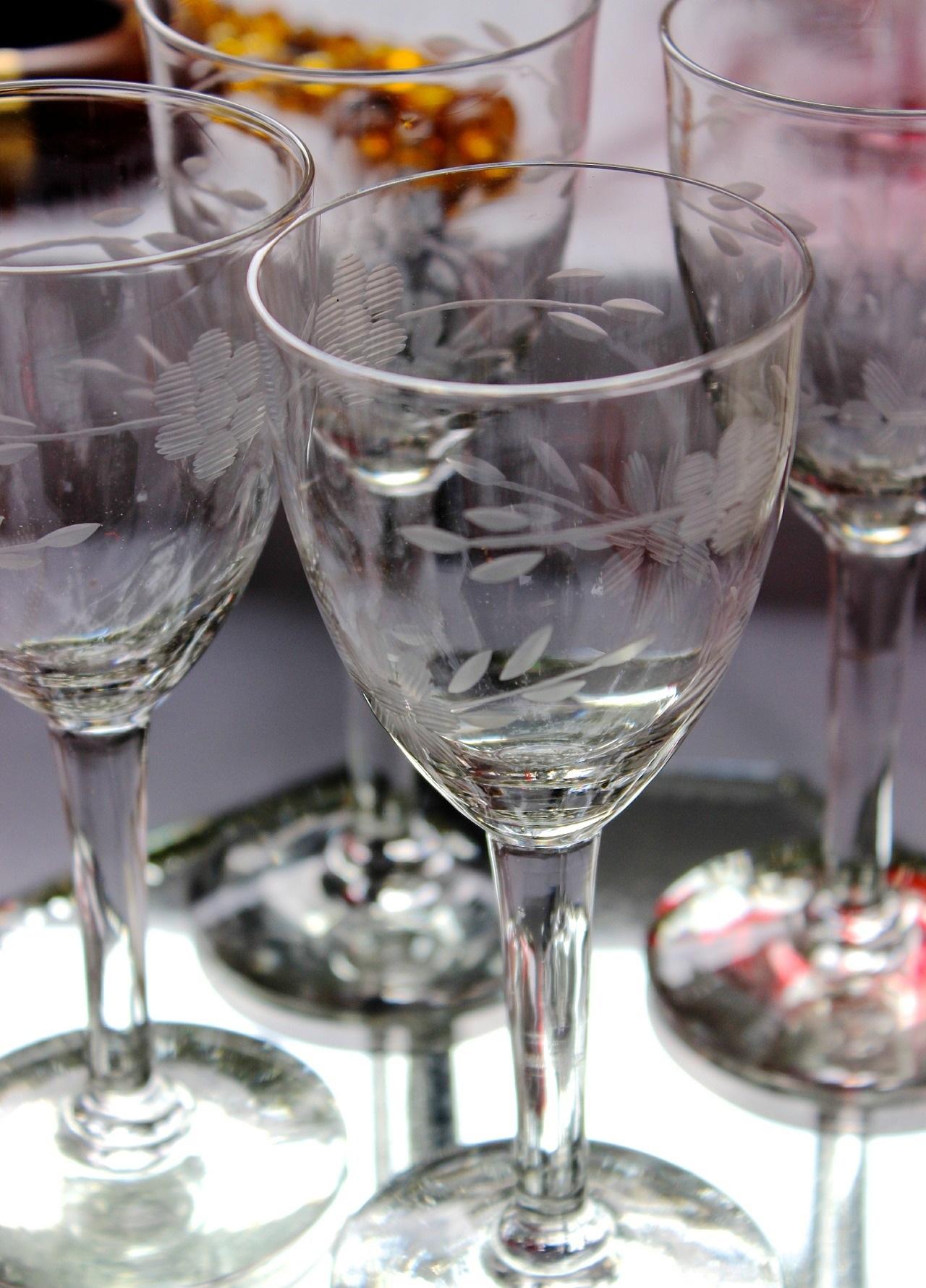 Op zoek naar een origineel cadeau Laat een glas graveren