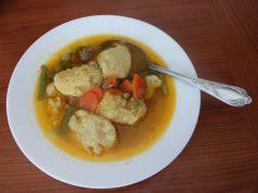 Recept Duitse griesmeelballetjes soep (Griesnockerlsuppe)