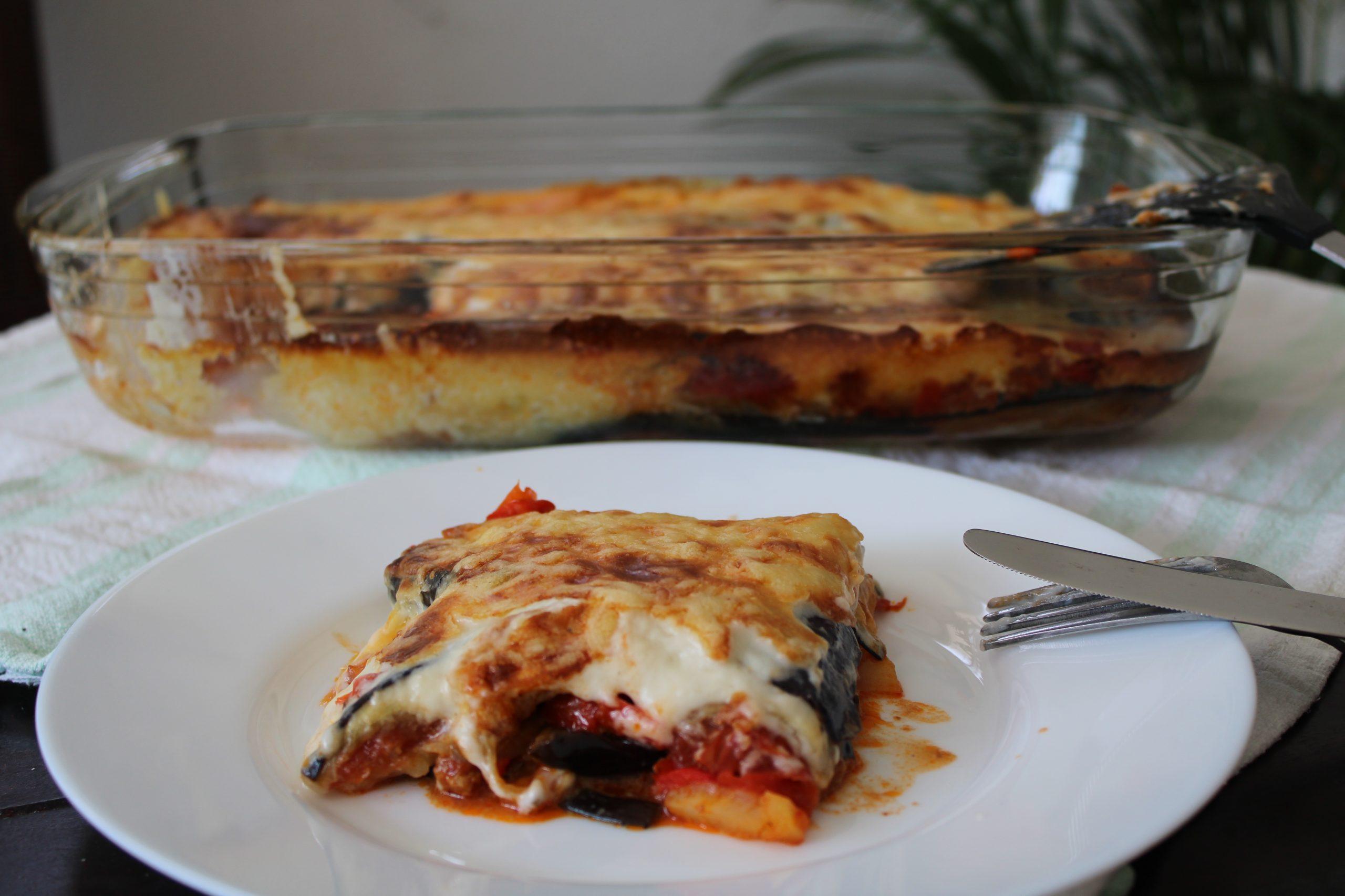 Recept Griekse moussaka