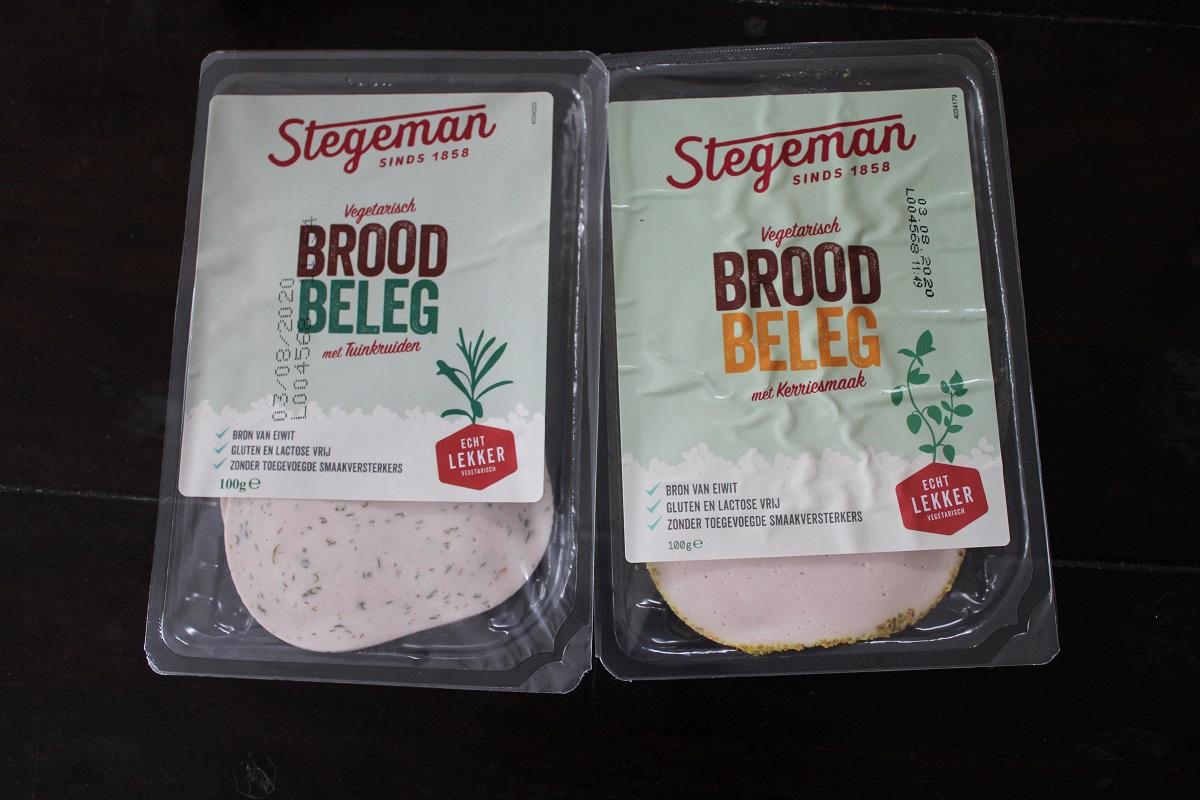 Ontdek de Fitbox 2020 vegetarisch broodbeleg