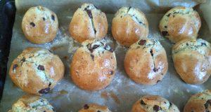 Recept makkelijke en snelle chocoladebroodjes zelf maken