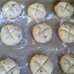 Recept makkelijke en snelle chocoladebroodjes zelf maken broodjes