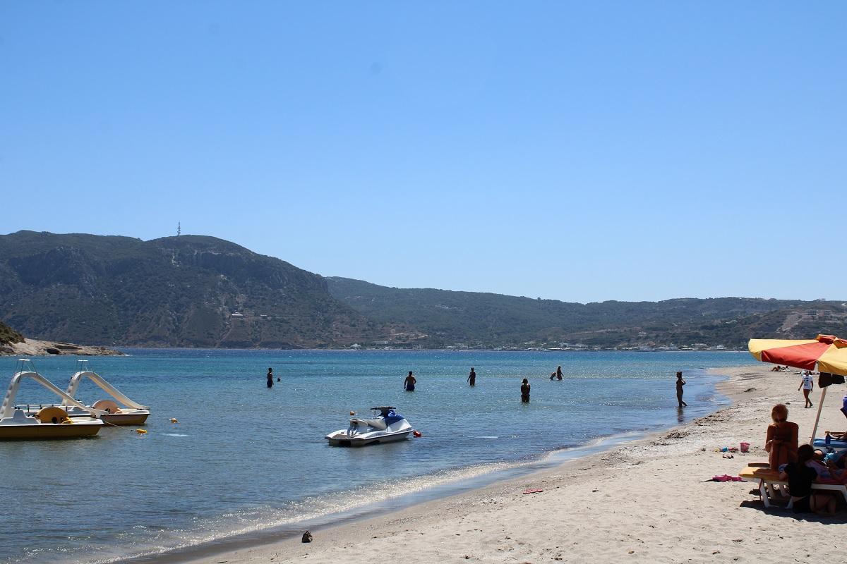 Waarom je juist wel op vakantie naar het buitenland zou moeten gaan kos strand