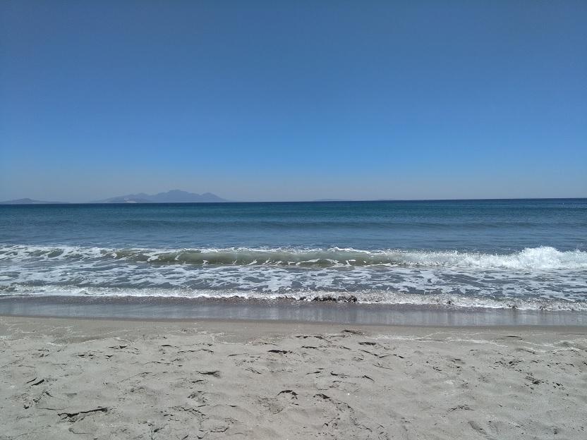 De leukste stranden van Kos Camel beach zee