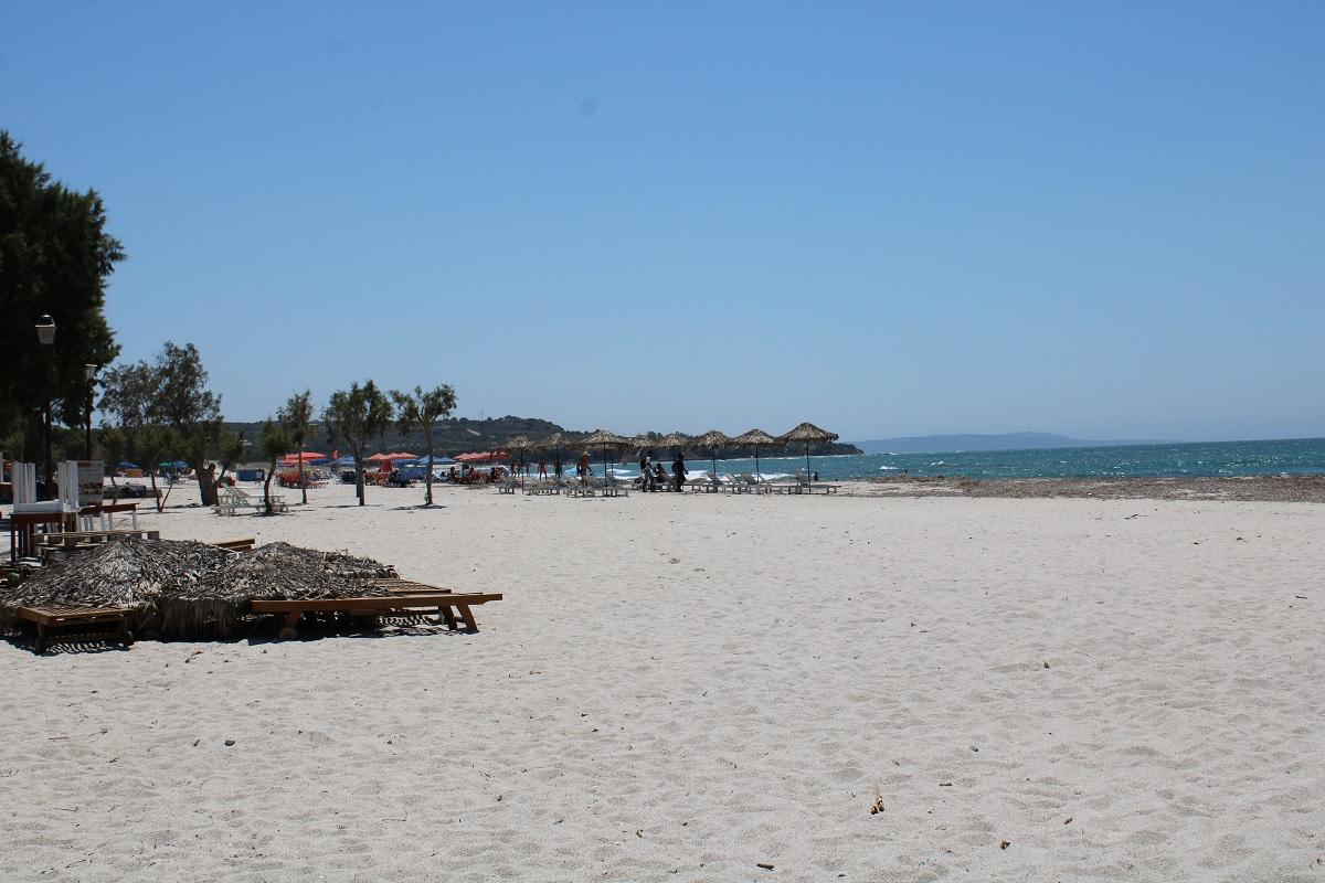 De leukste stranden van Kos Mastichari strand