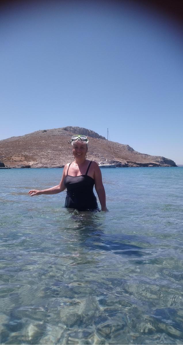 De leukste stranden van Kos Pserimos zwemmen