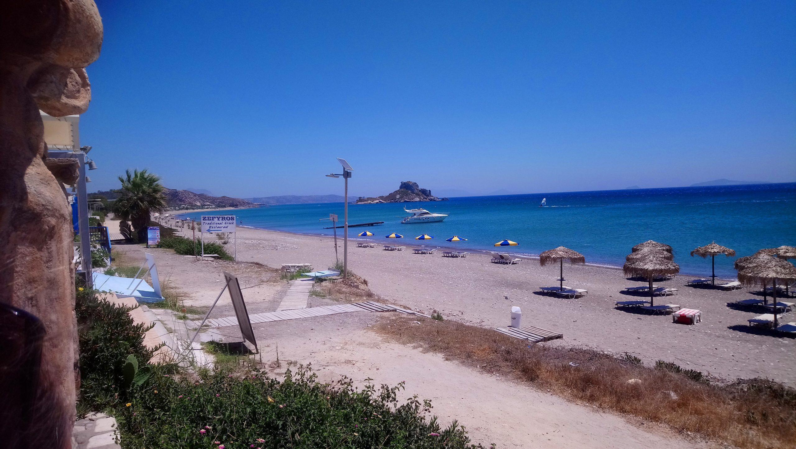 De leukste stranden van Kos