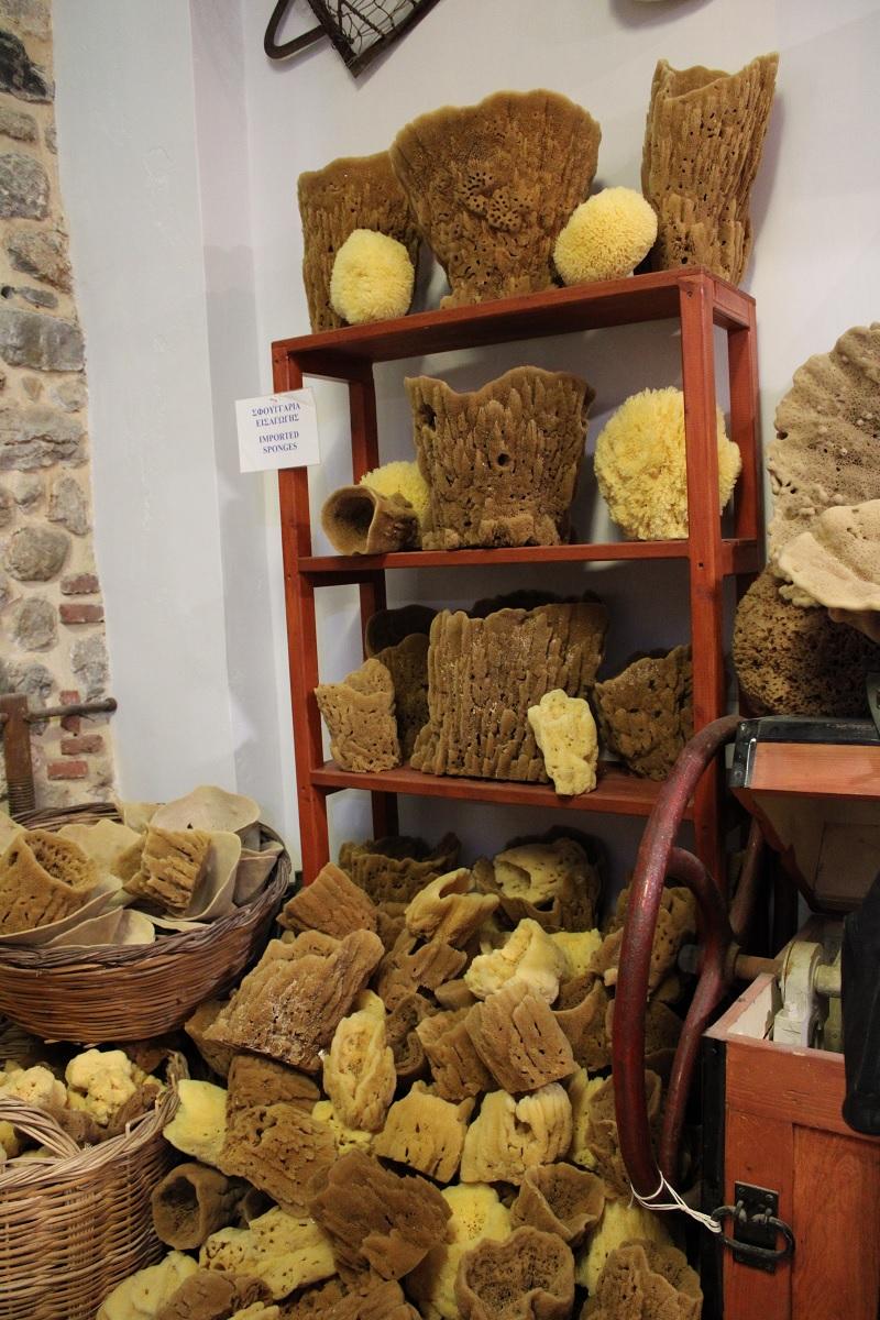 Deze 3 lokale bedrijven op Kos moet je bezoeken natuurlijke sponzen