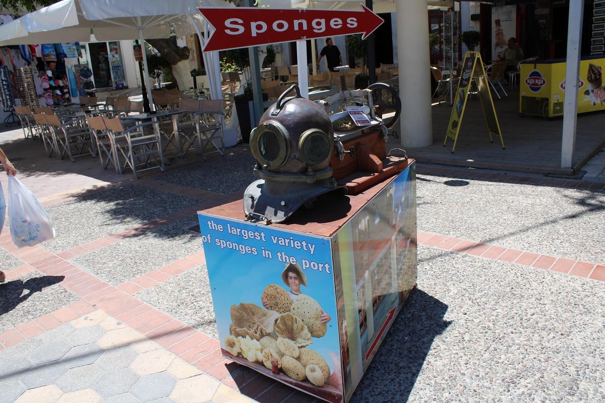 Deze 3 lokale bedrijven op Kos moet je bezoeken sponsmakerij