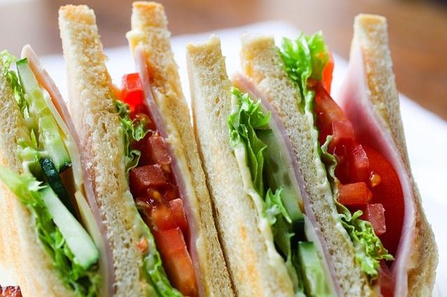Inspiratie wat te eten met deze warmte sandwiches