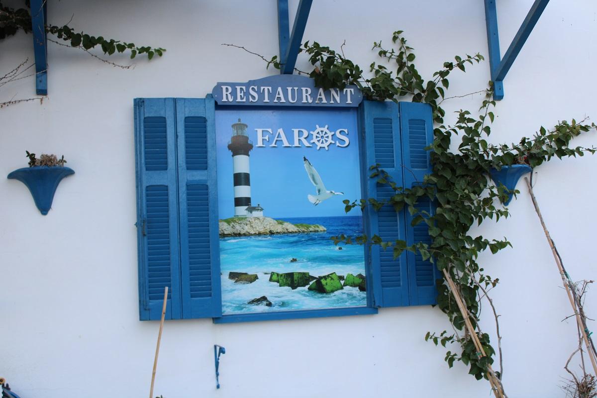 Tips voor lekkere en betaalbare restaurants op Kos Faros restaurant