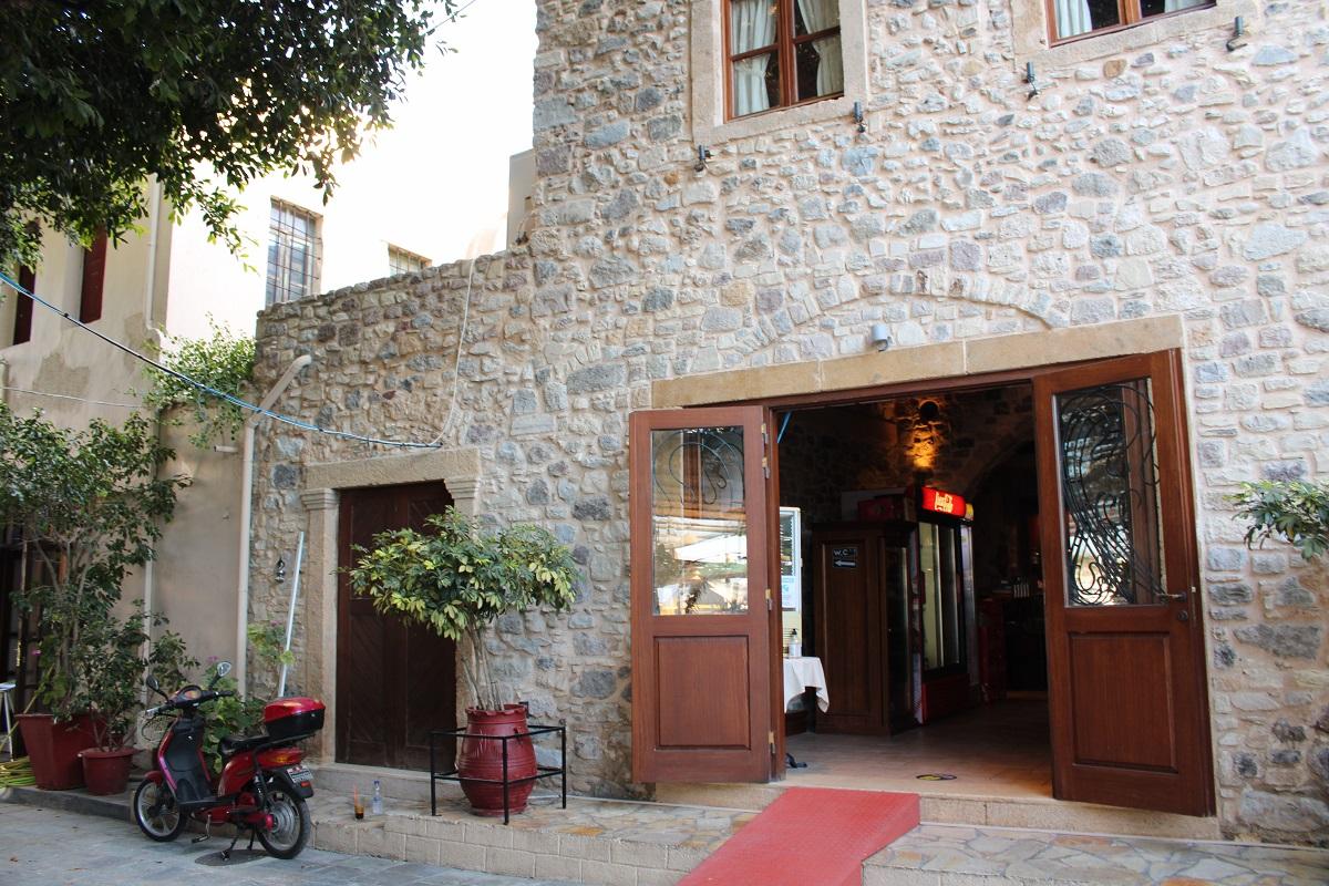 Tips voor lekkere en betaalbare restaurants op Kos Flamingo restaurant