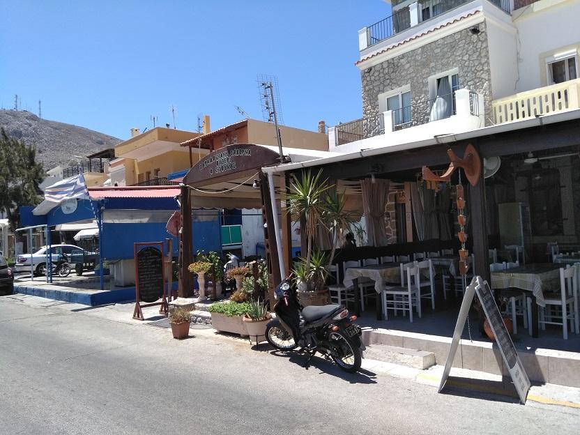 Tips voor lekkere en betaalbare restaurants op Kos Kalymnos restaurant