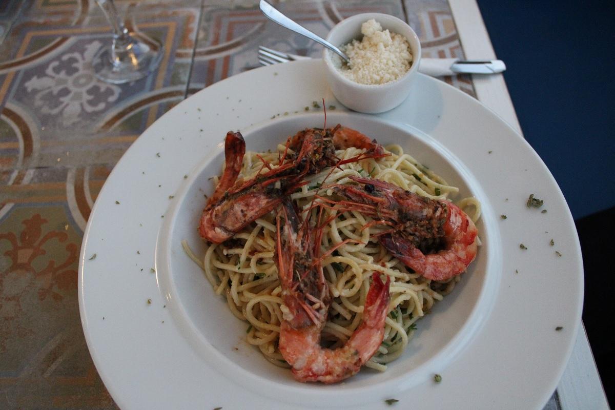 Tips voor lekkere en betaalbare restaurants op Kos Kristas spaghetti