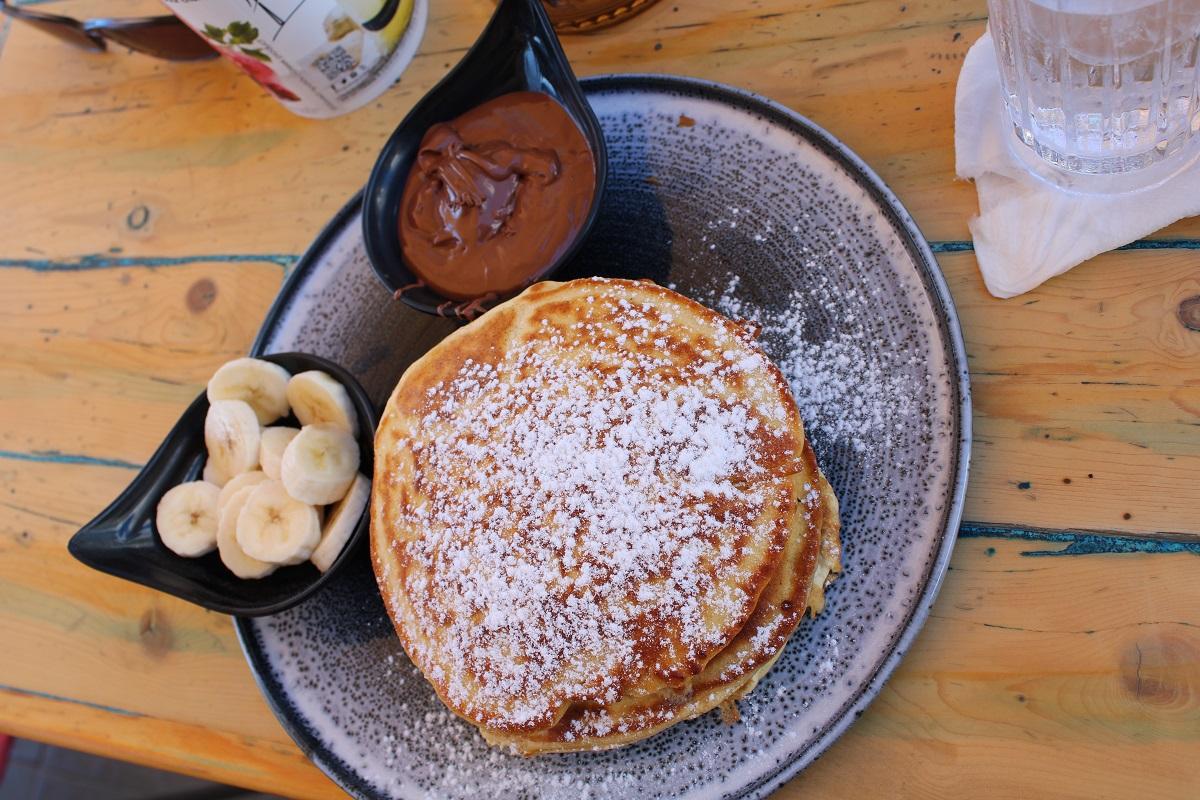 Tips voor lekkere en betaalbare restaurants op Kos Skala ontbijt yoghurt