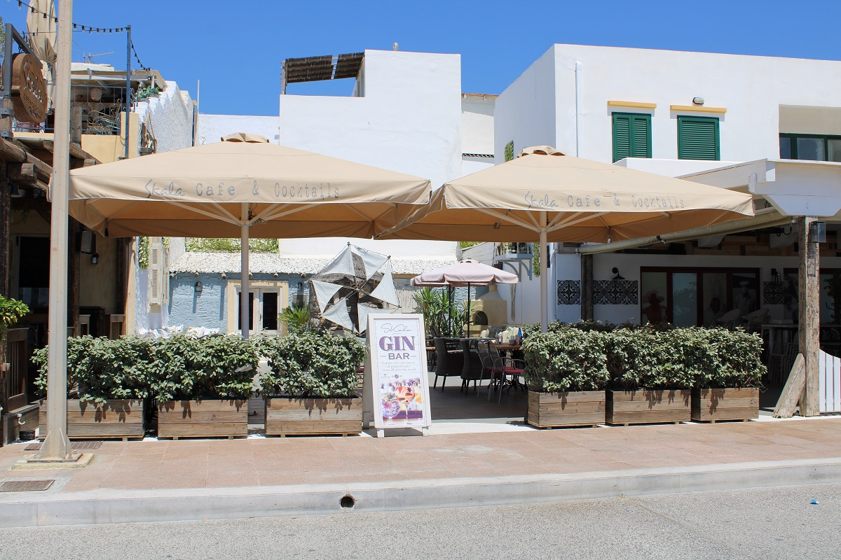Tips voor lekkere en betaalbare restaurants op Kos Skala restaurant