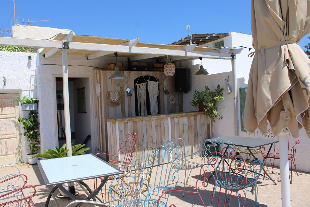 Tips voor lekkere en betaalbare restaurants op Kos Skala rooftop