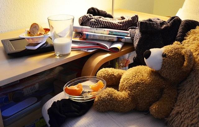 13 ergernissen van pubermoeders rommelige kamer