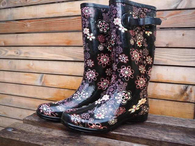 De schoenentrends herfst winter 2020 2021 rubberlaarzen