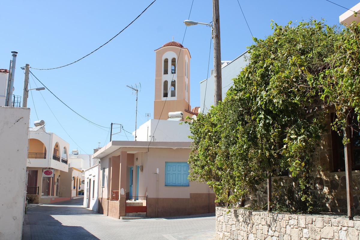 bezienswaardigheden Kos Kefalos stad