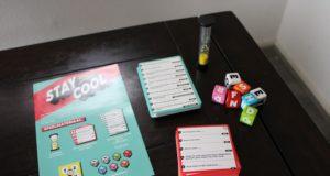 Laat zien dat je kunt multitasken met het spel Stay Cool