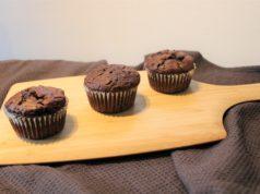 Recept chocolade muffins smeuïg en boordevol chocolade