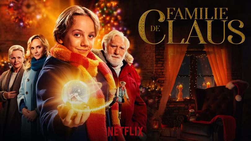 De leukste kerstfilms 2020 op Netflix De familie Claus