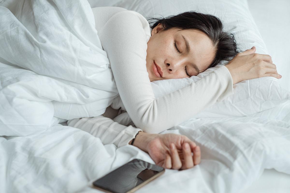 Met deze tips slaap je nog beter schermtijd