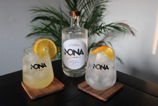 NONA June alcoholvrije gin voor de feestdagen