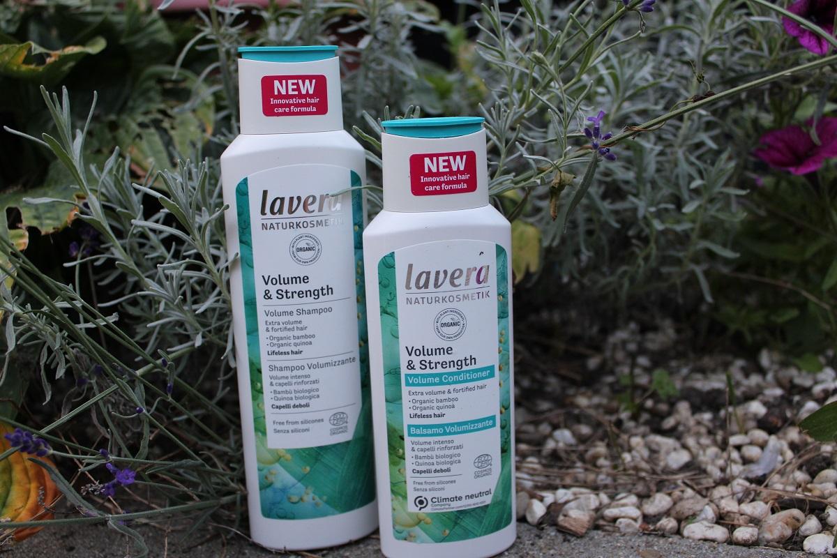 Natuurlijke haarverzorging geschikt voor elk haartype volume & strength
