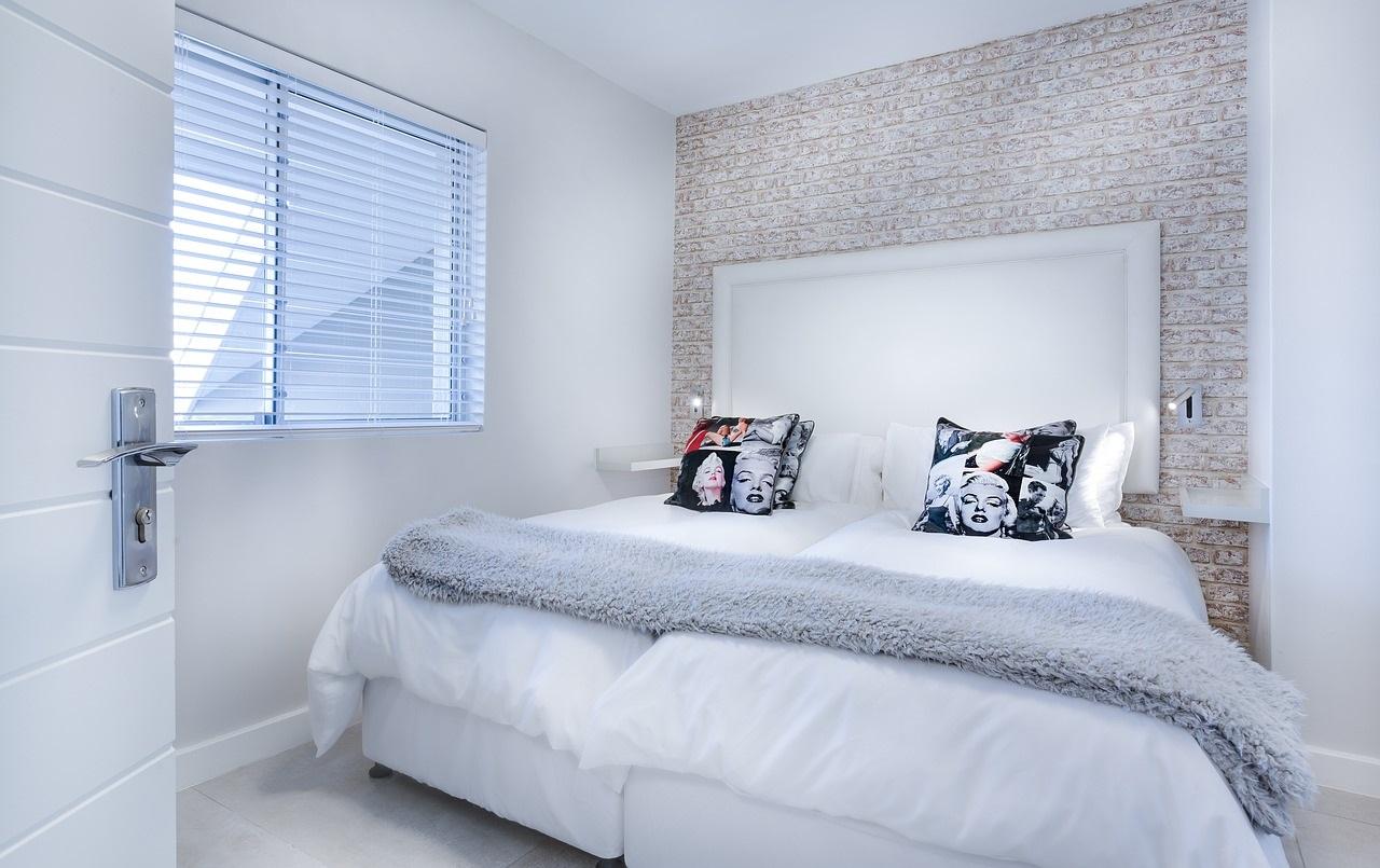 10 Tips om een kleine slaapkamer in te richten