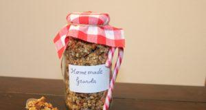 Appel speculaas granola zelf maken