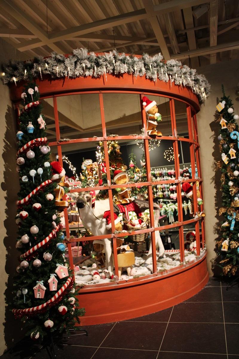 De Kerstshow van Intratuin Duiven 2020 etalage