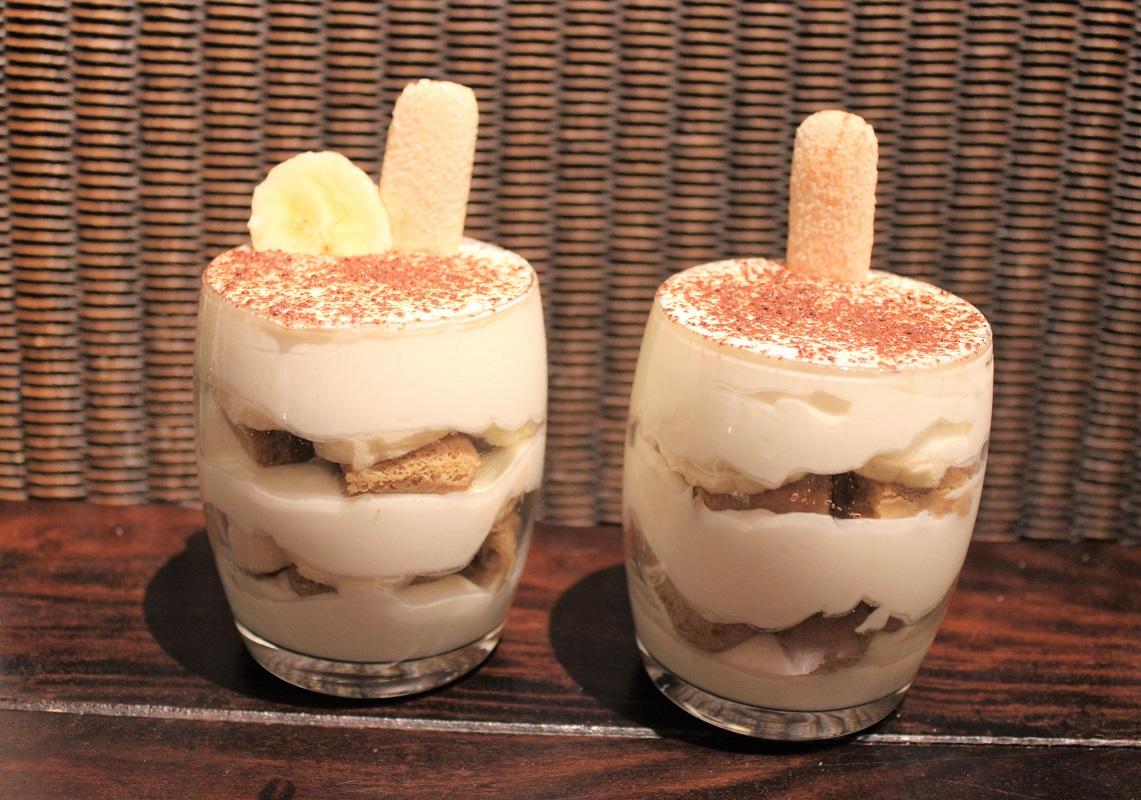 Bananen tiramisu recept
