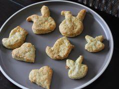 Recept heerlijke kaaskoekjes