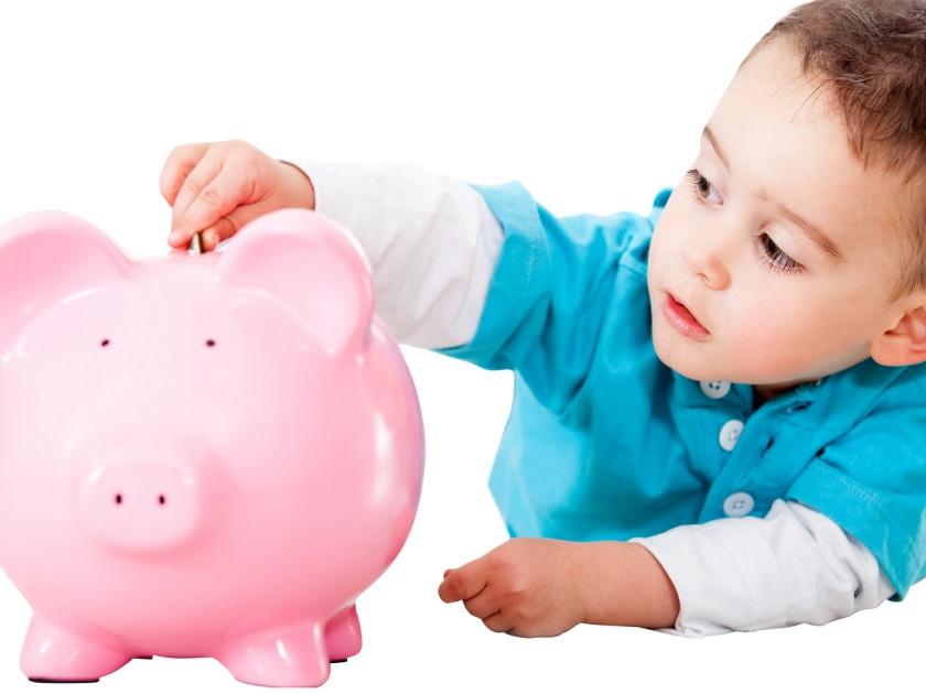 Sparen alle mogelijkheden op een rij spaarvarken