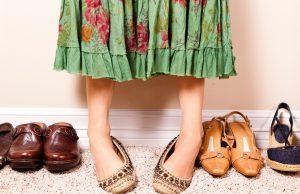Stylingtip welke schoenen passen bij welke rok of jurk